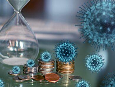 Emergency Glass, Break In Case Of Worldwide Pandemic And Lockdown