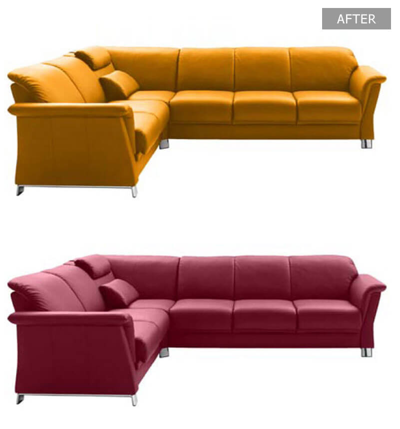 Sofa Image Color Swapping - Before