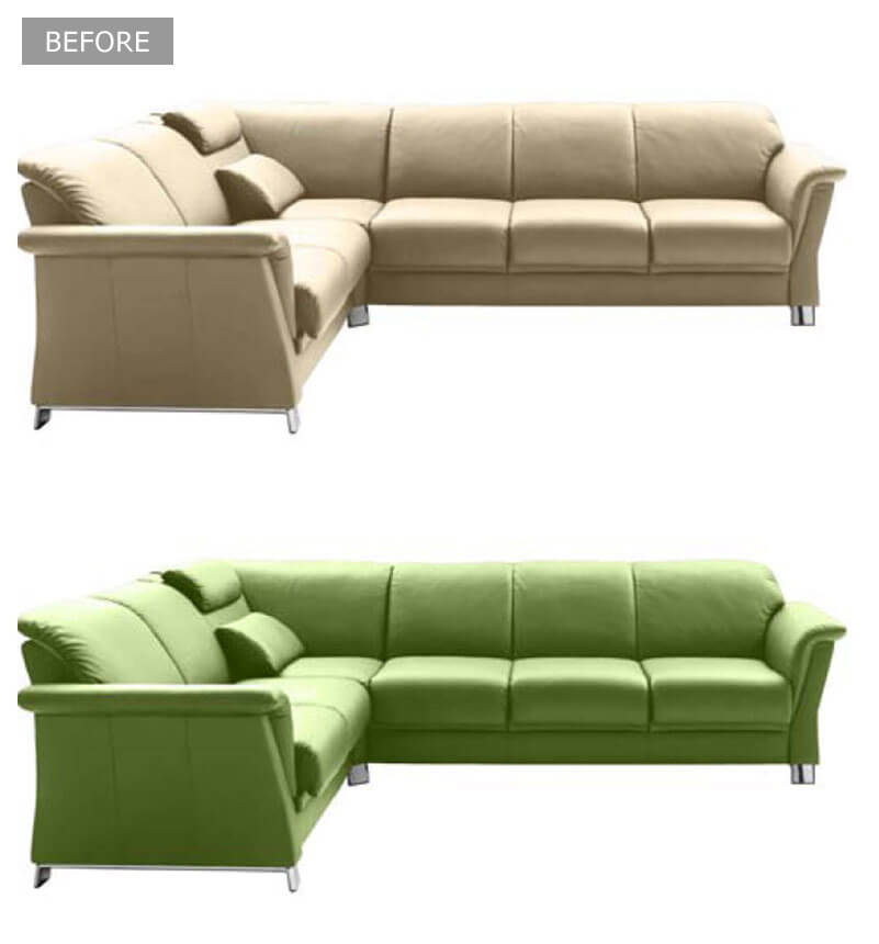 Furniture Image Color Swapping - After