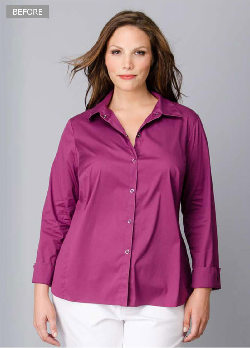 Apparel Photo Retouching Services - Before