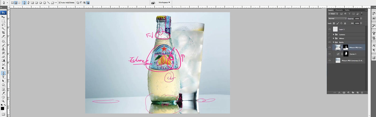 Ecommerce Product Retouching Services
