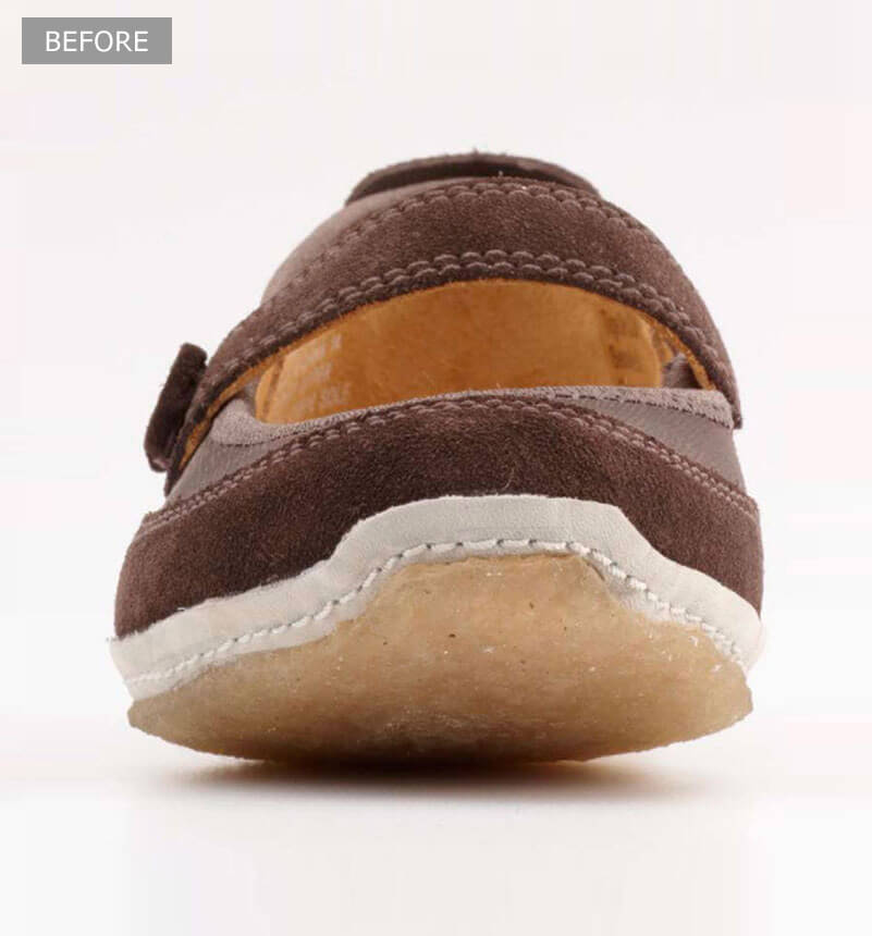 Fashion Footwear Photo Retouching Services - Before