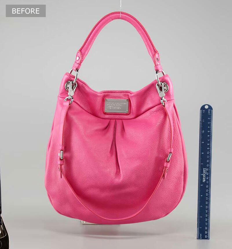 Bags Photo Retouching Services - Before