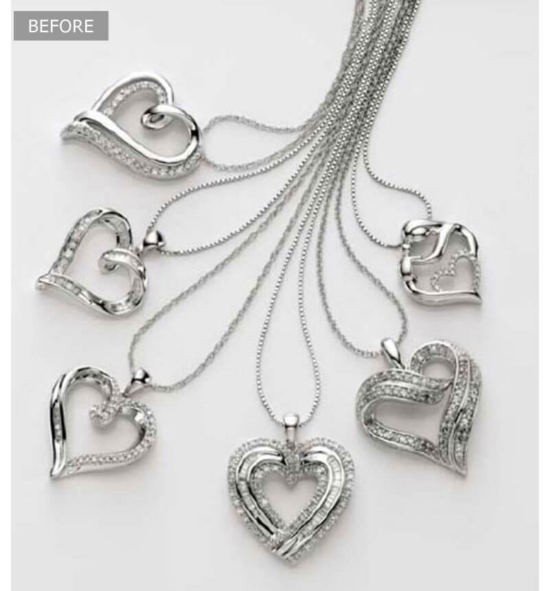 Jewelry Image Retouching Services - After